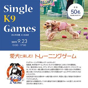 シングルK9ゲーム
